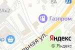 Схема проезда до компании Автомир в Белгороде