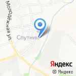Белгородстроймонтаж на карте Белгорода