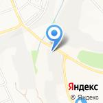 Автомастерская на карте Белгорода