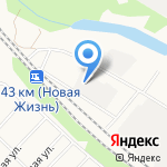 Fish House на карте Белгорода