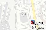 Схема проезда до компании Автопаркинг в Белгороде