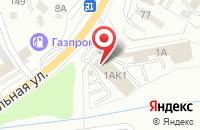 Схема проезда до компании Кортекс в Таврово