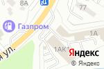 Схема проезда до компании ТранзитГАЗавтосервис в Белгороде