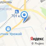 ТранзитГАЗавтосервис на карте Белгорода