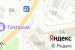 Схема проезда до компании Лада Центр Спутник в Белгороде