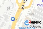 Схема проезда до компании АВТО МОЛЛ БЕЛГОРОДСКИЙ в Белгороде