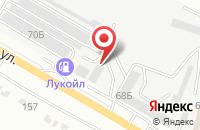 Схема проезда до компании СаиЭС в Белгороде