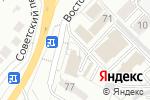 Схема проезда до компании Харбин в Белгороде
