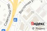 Схема проезда до компании Краснодеревщик в Белгороде