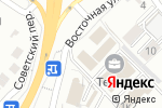 Схема проезда до компании Орлан в Белгороде