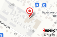 Схема проезда до компании ТехноЛогическиеЭнергосистемы в Белгороде