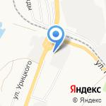 Движок на карте Белгорода