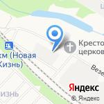 Соло-Авто на карте Белгорода