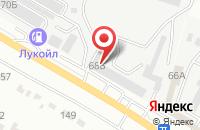 Схема проезда до компании ЛИНДОР в Белгороде