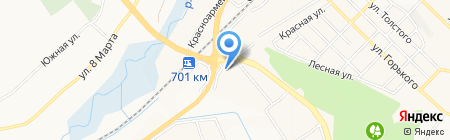НикаСтройАльянс на карте Белгорода