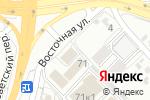 Схема проезда до компании МТК в Белгороде