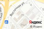 Схема проезда до компании ЛАСАР в Белгороде