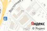 Схема проезда до компании Минскмебель 31 в Белгороде