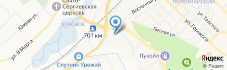 Абрис-Агро на карте Белгорода