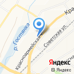 Сервисная компания на карте Белгорода