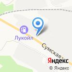 Магазин ламината на карте Белгорода