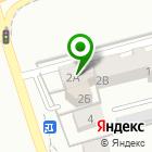 Местоположение компании Ирбис