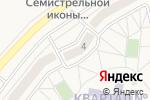 Схема проезда до компании Улитка 2 в Дубовом