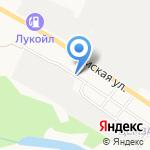 Комфорт Сервис на карте Белгорода