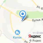 Любимый малыш на карте Белгорода