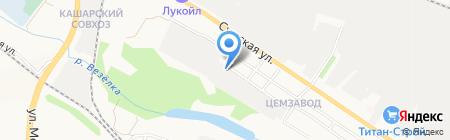 Фирма Отделочник на карте Белгорода