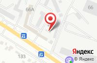 Схема проезда до компании Ферротрейд в Белгороде