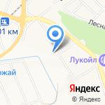 Форсаж на карте Белгорода