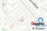 Схема проезда до компании Океанчик в Белгороде