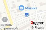 Схема проезда до компании Магазин цветов в Дубовом
