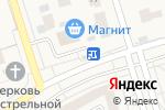 Схема проезда до компании Fish ka в Дубовом