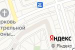 Схема проезда до компании Мозайка в Дубовом