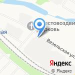 АМ-Бел на карте Белгорода