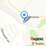 БелПеревоз на карте Белгорода