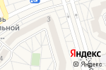 Схема проезда до компании Люкс в Дубовом