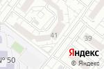 Схема проезда до компании ВОЗЛЕ ДОМА в Белгороде