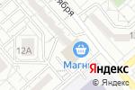 Схема проезда до компании Гудвилл в Белгороде