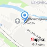 ЛеРоНа на карте Белгорода
