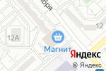 Схема проезда до компании Рыбацкая лавка в Белгороде