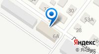 Компания Техстройконтракт на карте