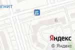 Схема проезда до компании Мясная лавка дяди Вани в Дубовом