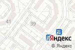 Схема проезда до компании Цифра в Белгороде