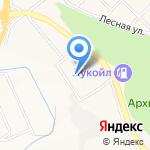 Участковый пункт полиции №6 на карте Белгорода