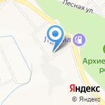Славянский центр культуры на карте Белгорода