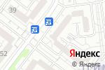 Схема проезда до компании Умелый мастер в Белгороде