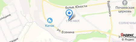 Продмаг на карте Белгорода